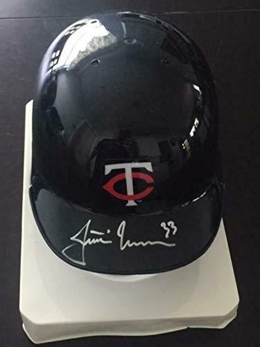 Justin Morneau Autographed Signed 2006 Al Mvp Baseball Ball Twins Jsa Coa Pretty And Colorful Baseball-mlb