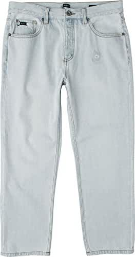 RVCA Men's Cotton Flood Jean