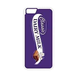 iPhone 6 4.7 Inch Cell Phone Case White Dairy Milk TBO Custom Phone Case For Women