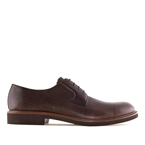 pour Machado Andres petites Pointures Grandes Pointures 5811 Spain 50 37 In 40 Moka En Cuir 46 made Hommes chaussures r1XwXWnRS