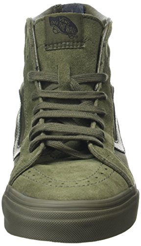 Unisex High Vans Reissue Sk8 Mono Grün Ivy Erwachsene Top Zip Green hi 7wdqHdF