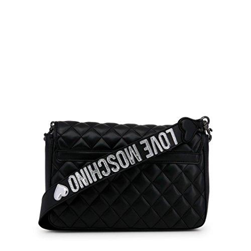 Silver body Moschino Women's Cross Love Bag HCq18X8w