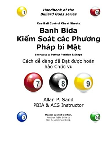 Cue Ball Control Cheat Sheets Vietnamese Easy Ways To