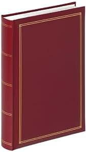 Walther Monza ME-140-R - Álbum para fotos , 300 Páginas, 10x15 cm , Rojo