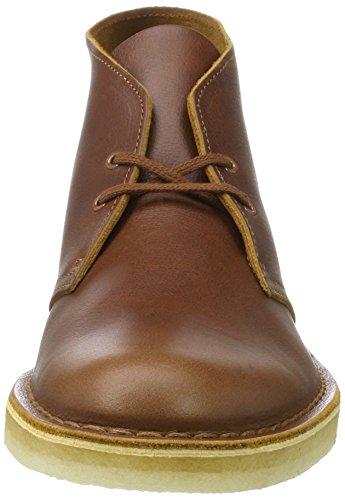 Clarks Desert Boot, Stivali Uomo Marrone (Tan Tumbled)