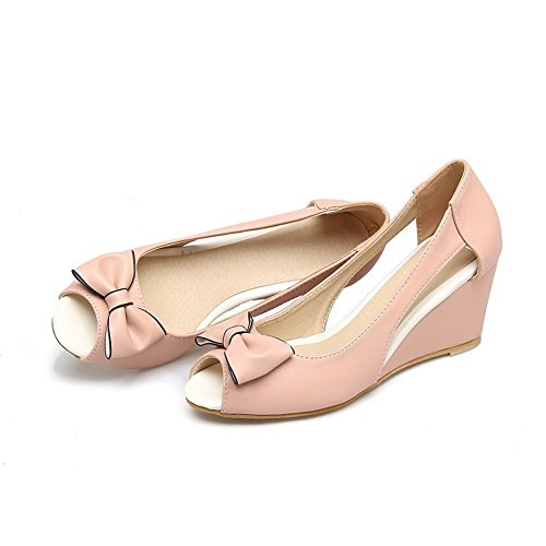 Bout Rose 5 Ouvert SLC04286 36 Femme Rose AdeeSu Hqw7x4S
