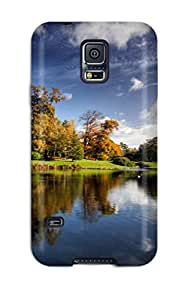 New Shockproof Protection Case Cover For Galaxy S5/ P Case Cover