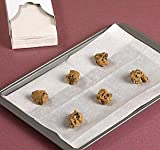 Baking Parchment Sheets. Box of 30 Pop-up Sheets 16.5 x 14.5 Inch.