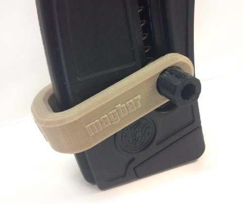 Smith & Wesson M&P 15-22 Magazine Loading MAGBAR by Hilljak - Desert Khaki