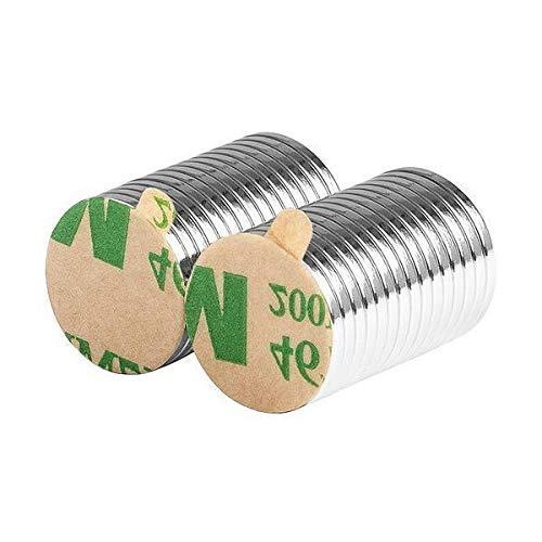 MB-THISTAR 5//8 x 1//16 Inch Neodymium Rare Earth Disc Magnets N48 30 Pack