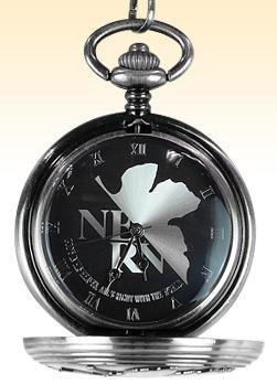 amazon com sega evangelion pocket watch b nerv silver separately