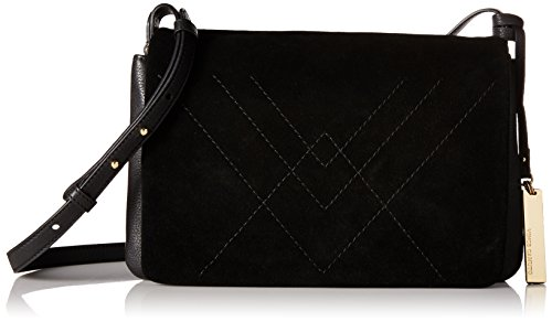 Vince Camuto Lyle Crossbody, Black by Vince Camuto