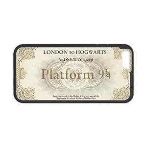 Customize Hogwarts Train Ticket Harry Potter Inspired Design iPhone 6 4.7