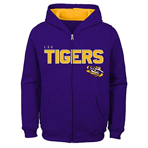 (NCAA by Outerstuff NCAA Lsu Tigers Kids & Youth Boys