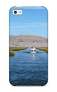 New Design On Titicaca Lake Case Cover For Iphone 5c
