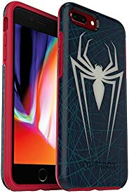 OtterBox Symmetry Series Disney Spider-Man Case for iPhone 8 Plus & iPhone 7 Plus (ONLY) Spiderman, Transl