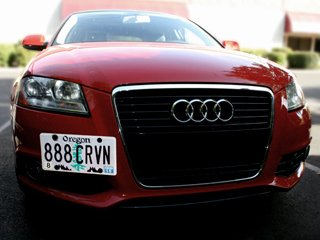 2015-2019 Installs in Seconds No Drilling CravenSpeed Platypus License Plate Mount for Audi TT Made in USA Made of Stainless Steel /& Aluminum