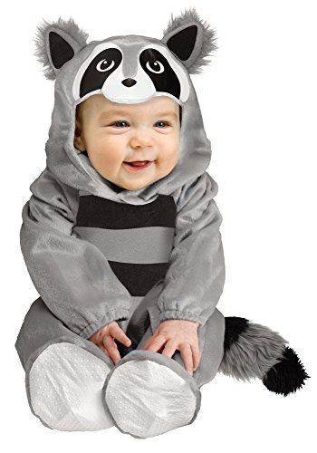 Fun World Baby Raccoon Costume - Infant Large]()