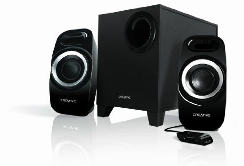 Creative 41 home theater system