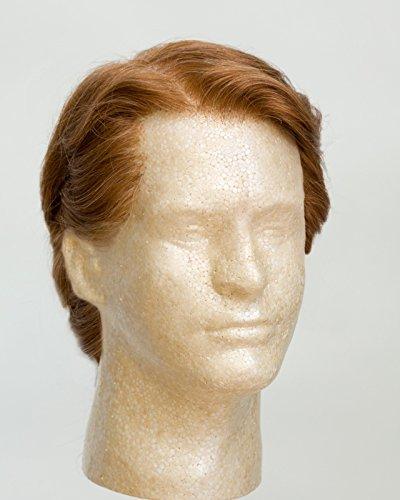 "John Blake's Wigs and Facial Hair, Inc. - 6"" Regular Men's Wig Large (Auburn)"