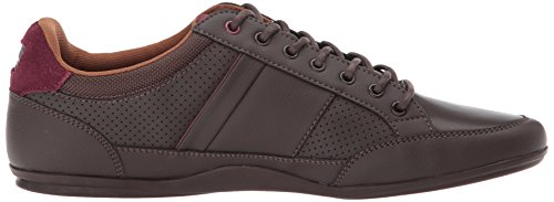 Lacoste Men's Chaymon Brown 317 Dark Tan rUrFxPfwRq