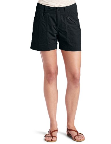Royal Robbins Women's Backcountry Short,JET BLACK ,16