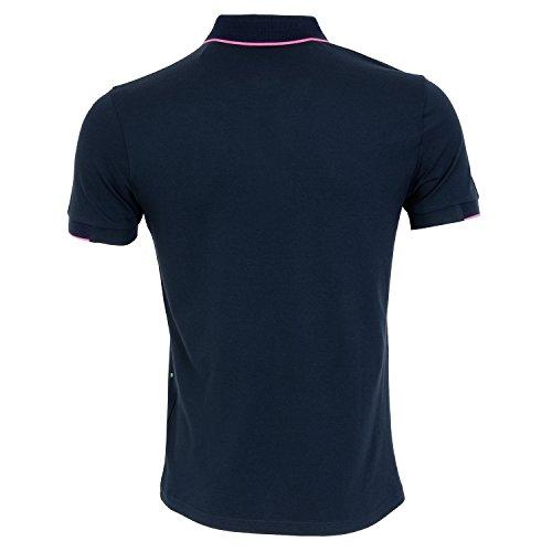 BOSS Green Herren Slim Fit Paule 1-Polo-Shirt XL Marine