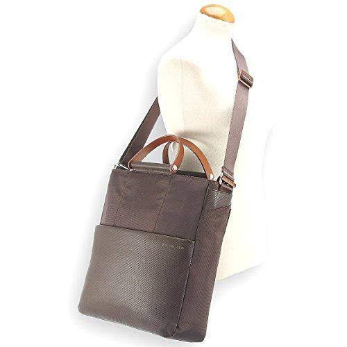 Roncato Wireless Shopper Tasche 35 cm Nero
