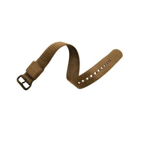 MARATHON WW005003DT Nylon Watch Band Desert Tan 20mm