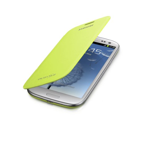 Samsung Flip Cover Galaxy Green