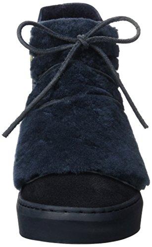 Gant Azul Botines Marino Anne Mujer q84xAS