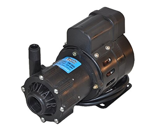 Seawater Air Conditioning - KoolAir Pumps PM1000-230 ODP, 230 Volts, 1000 GPH Marine Air Conditioning Seawater Circulation Pump, 56