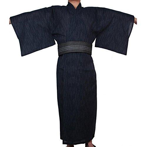 Style Hommes Des Japonais Colour Pumpkin Ensemble Fancy Pyjamas Costume Méditation 09 De Kimono 0vw1AF