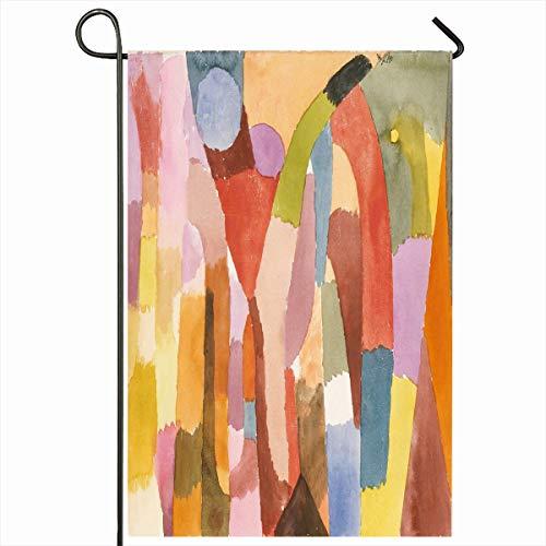 Ahawoso Outdoor Garden Flags 12