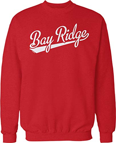 NOFO Clothing Co Bay Ridge Crew Neck Sweatshirt, M - Neck Ridge Crew
