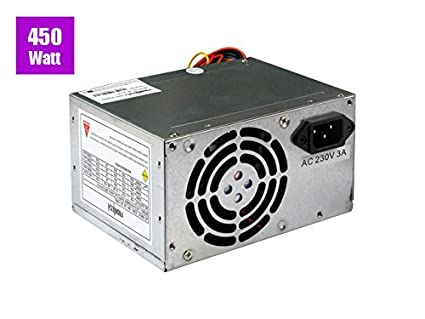 Amazon.in: Buy Frontech 450 watt Power Supply Model JIL-2414i (SMPS ...