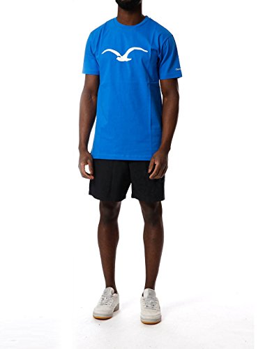 CLEPTOMANICX Herren T-Shirts Möwe
