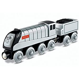 Thomas & Friends Wooden Railway, Spencer