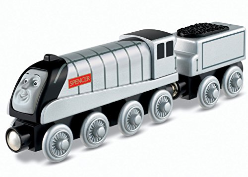 - Fisher-Price Thomas & Friends Wooden Railway, Spencer