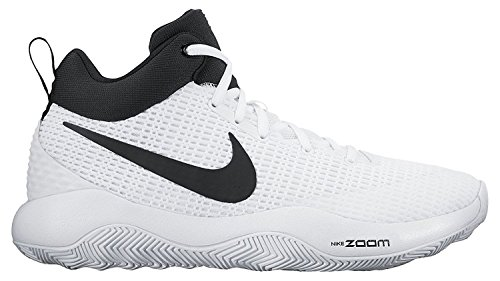 Basketball Shoe Ratings - NWOB NIKE Men's Zoom Rev TB Basketball Shoes White Black 922048 100 Size 14