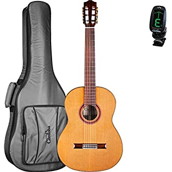 Amazon com: Cordoba C7 CD Acoustic Nylon String Classical