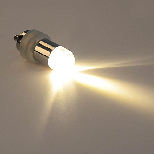 Skr Mini LED Lichter Wasserdicht Beleuchtung für Papierlaterne Papier Lampions Weiß 24 LED Batteriebetrieben