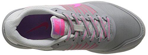 Nike Dual Fusion X - Zapatillas de running para mujer Wlf Gry/Pnk Pw-Pr Pltnm-Fchs G