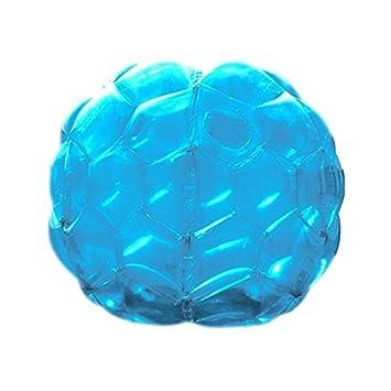 Libroty - Balón de fútbol Hinchable de la Burbuja de Las Bolas del ...