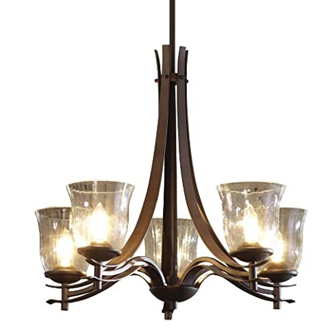 allen + roth 5-Light Olde Bronze Chandelier - Allen + Roth 5-Light Olde Bronze Chandelier - - Amazon.com