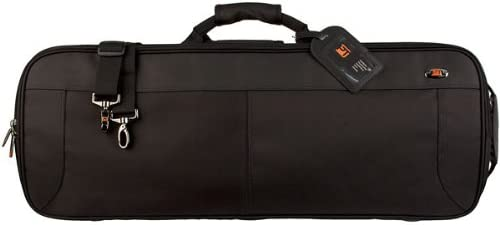 Pro Tec PS2165DLX Deluxe Viola PRO PAC Case, Black