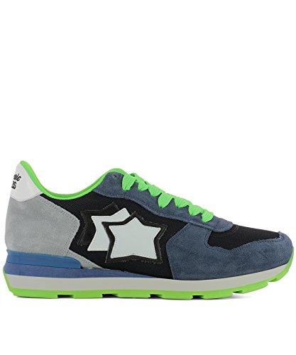 Stars ANTARESIAN87A Men's Multicolor Sneakers Atlantic Fabric pn8aaB