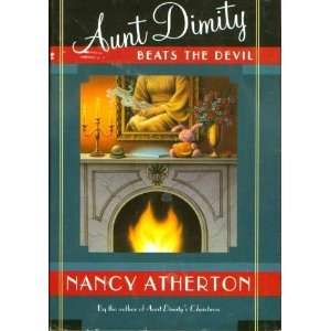 book cover of Aunt Dimity Beats the Devil