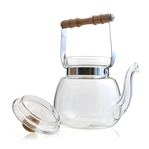 Yama Glass Chinese Water Kettle (40 oz)
