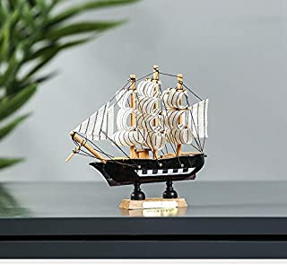 OYBB Ornamento [Replica] -Sail-Smooth Creativo Modello di Vela Piccoli Ornamenti Portico Soggiorno Decorazioni per la casa Mobile TV Vetrina di Vini